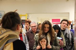 La nuit la plus courte - Bibliothèque Apollinaire de Pontoise, novembre 2014